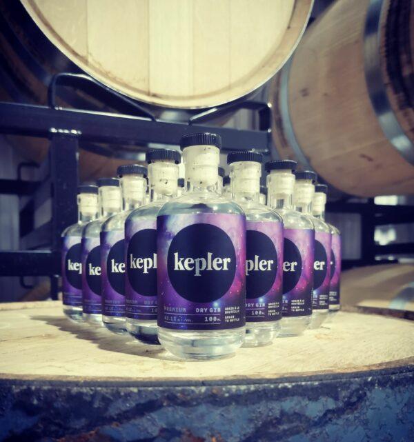 Mini bouteilles Kepler